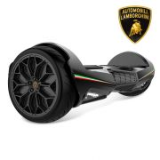 "Bluetooth Hoverboard 6.5"" Lamborghini Hoverboard App Controlled Two-Wheel Self Balancing Scooter UL2272 Certified Hover Board for Kids Adults - Black"