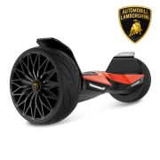 Red Lamborghini Hoverboard 8.5 inch Bluetooth Self-Balance Lambo Hoverboard UL2272 Certified 400W & App