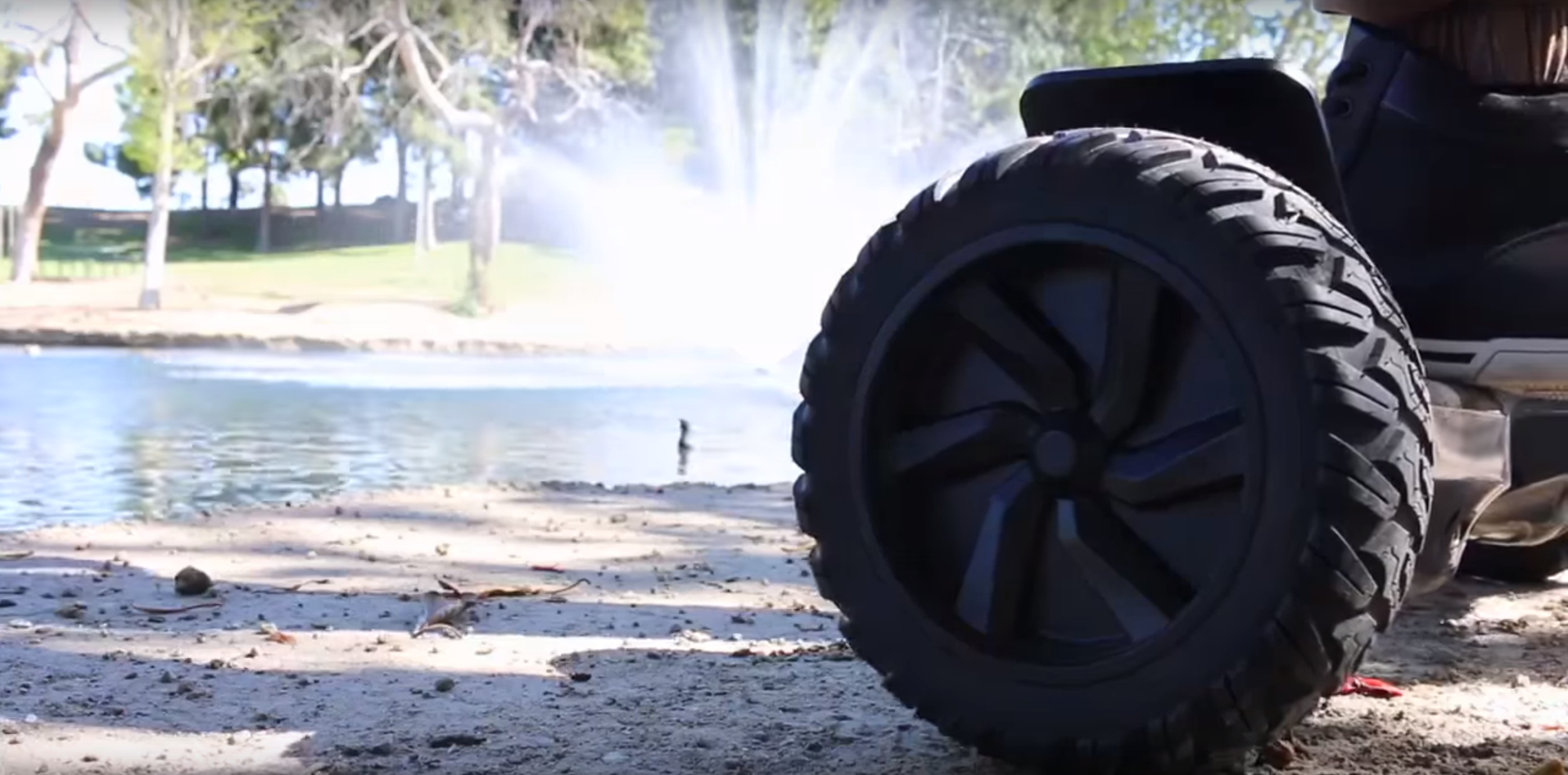 Hoverboard Reviews - Asiwo All Terrain Self-Balancing Scooter Review