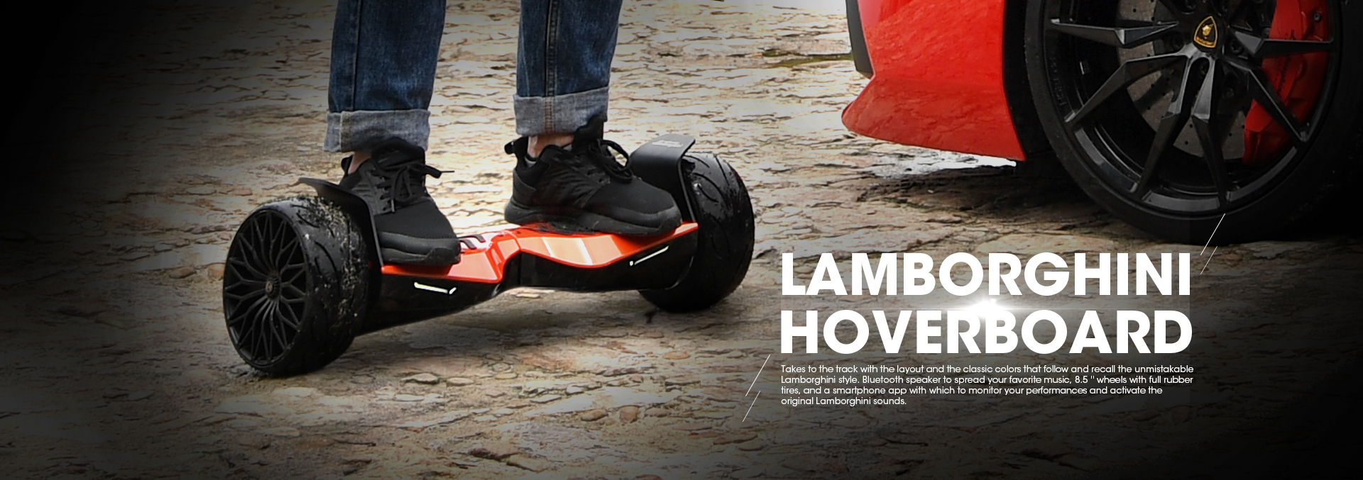 Best Christmas Gifts for Kids 2018 - Hottest Lamborghini Hoverboard Suggestion