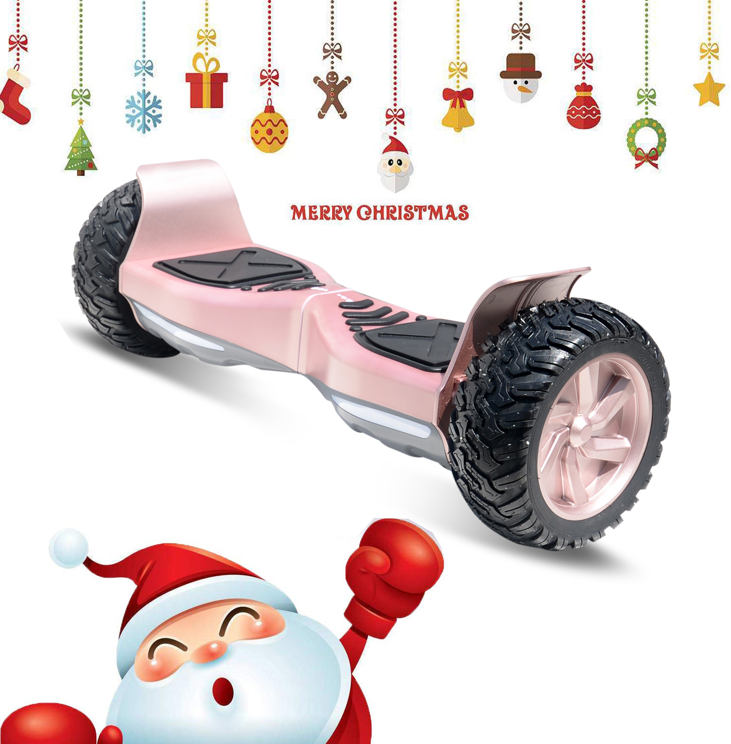 "Top Hoverboards for Gift Choices - 5 Best 8.5"" Hoverboards"