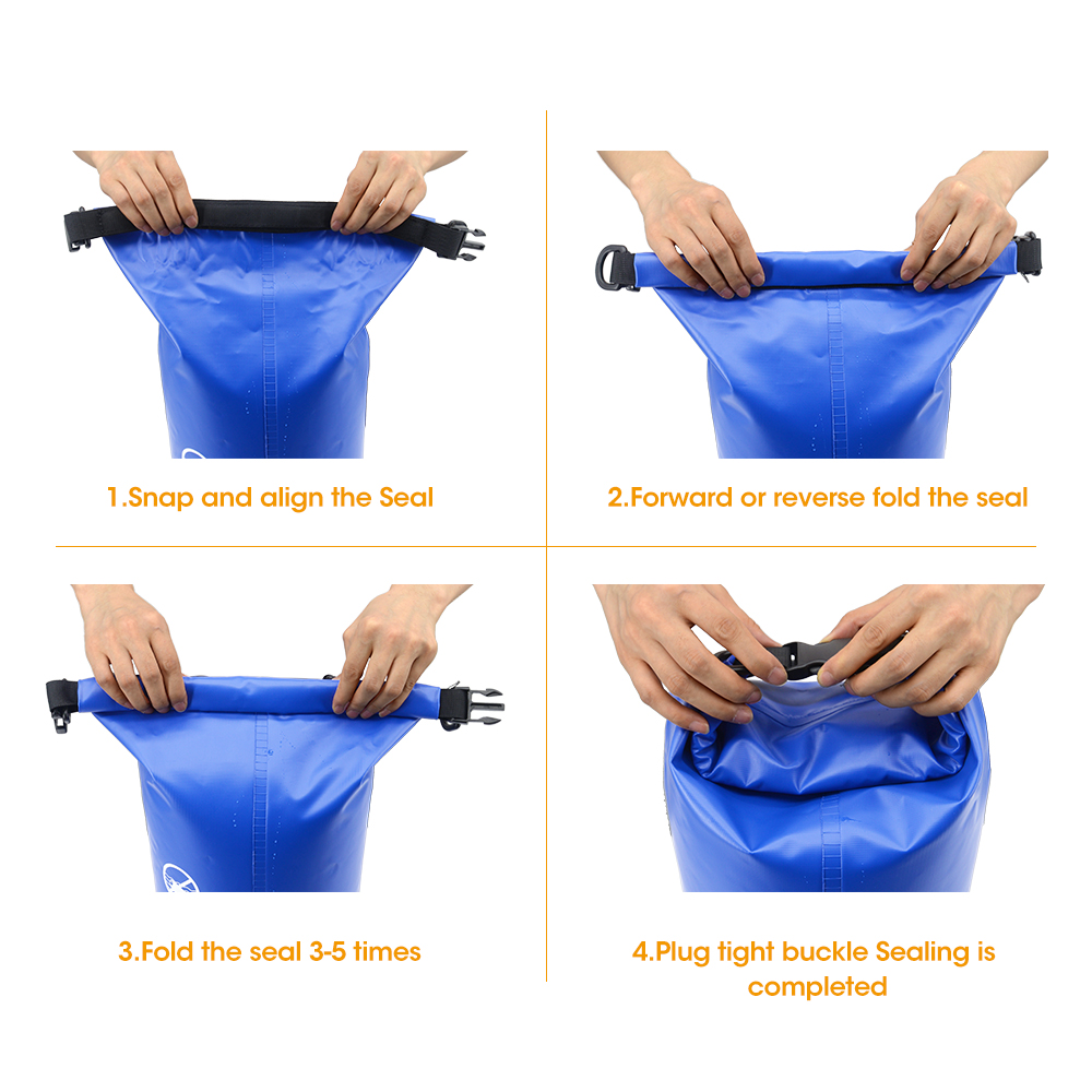 Dry Bag - How to use