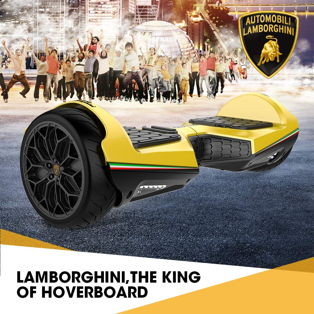 Lambo Hoverboard - Super Funny Toys or Gifts for Kids