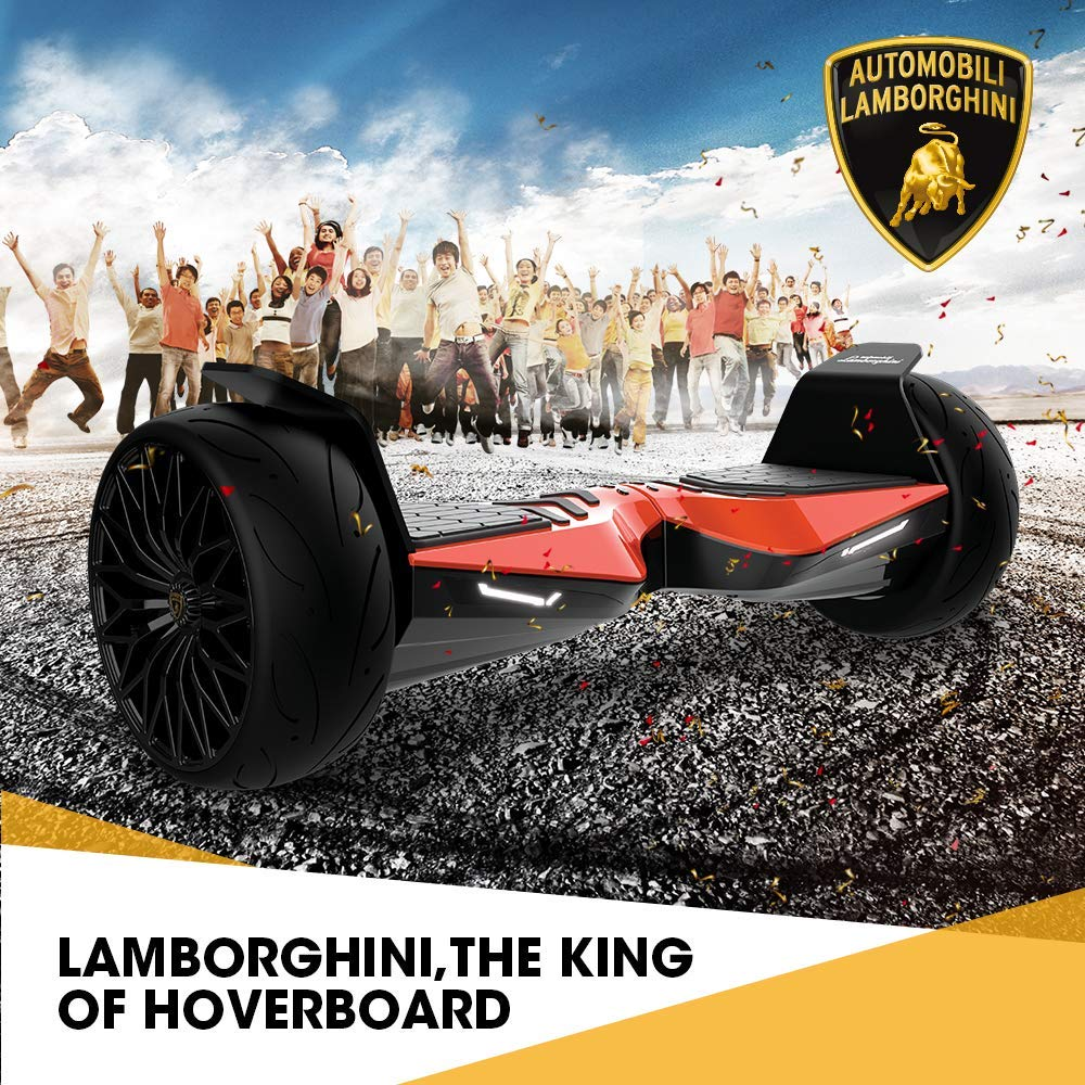 Lamborghini Hoverboard Best Christmas Gift