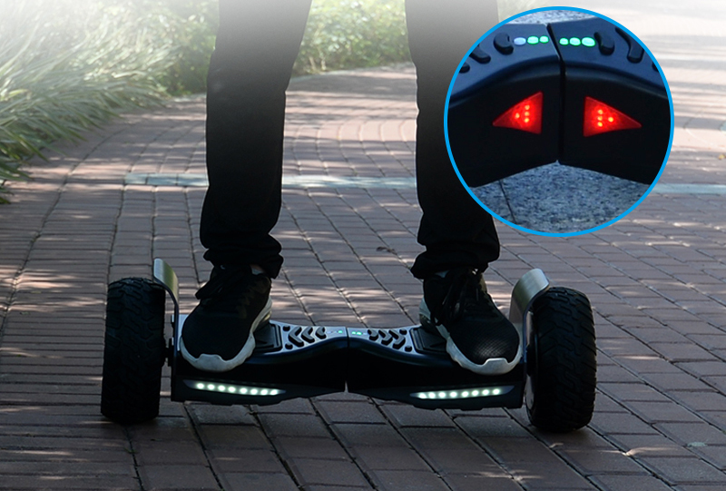 Hoverboard Reviews - Fashion LED Lights - Safe for Riding