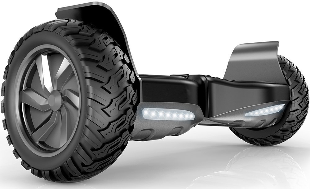 All Terrain Hoverboard