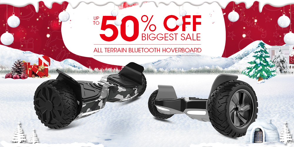 Best Hoverboard for Christmas Gift