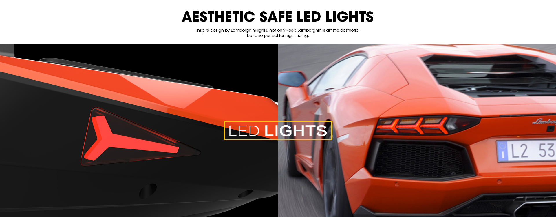 Red Lamborghini Hoverboard 8.5 inch Offical Automobili Lamborghini Authorized Bluetooth Hoverboard -  Aesthetic Safe LED Lights