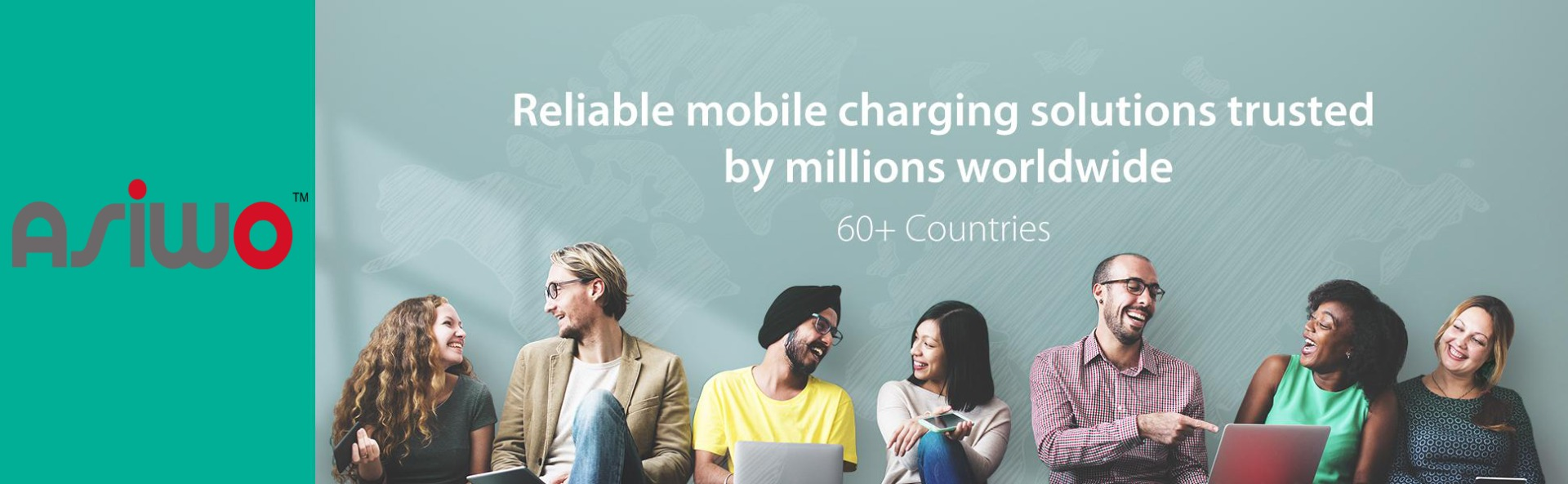 Asiwo mobile charging solutions